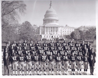 1967 Redskins Team Photo