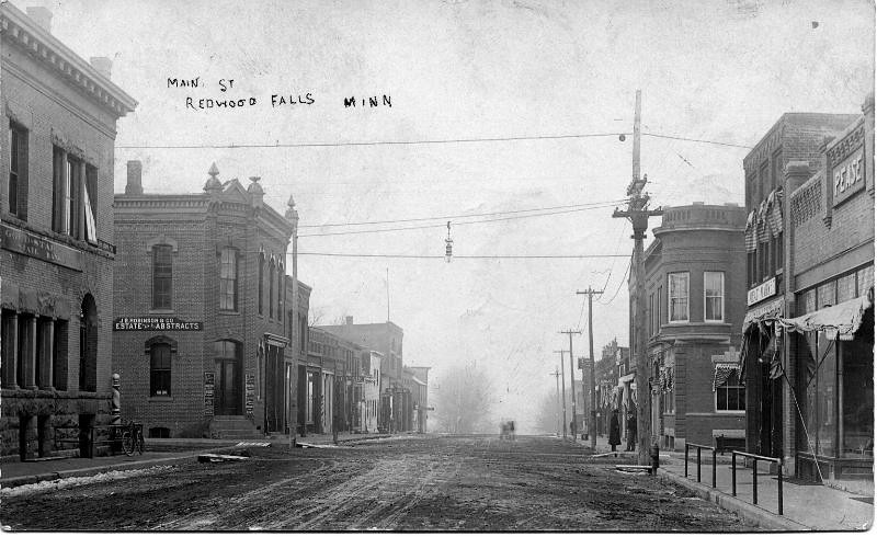 2nd st from east 1915