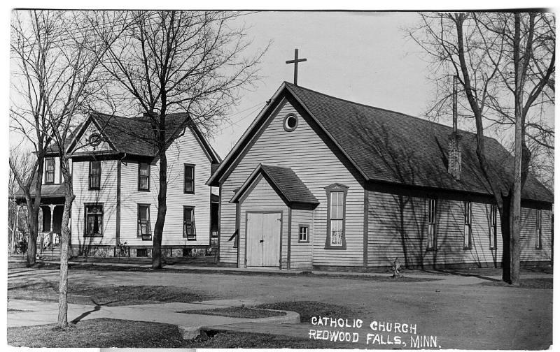 1st Catholic Church