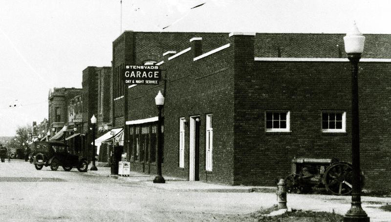 2nd st. 1910 200 block