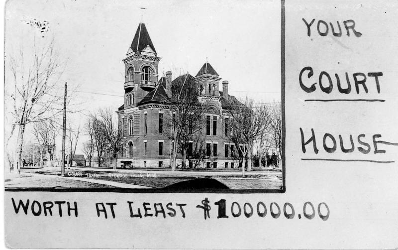 court house worth 110000