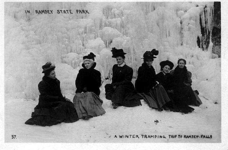 ladies by ramsey falls