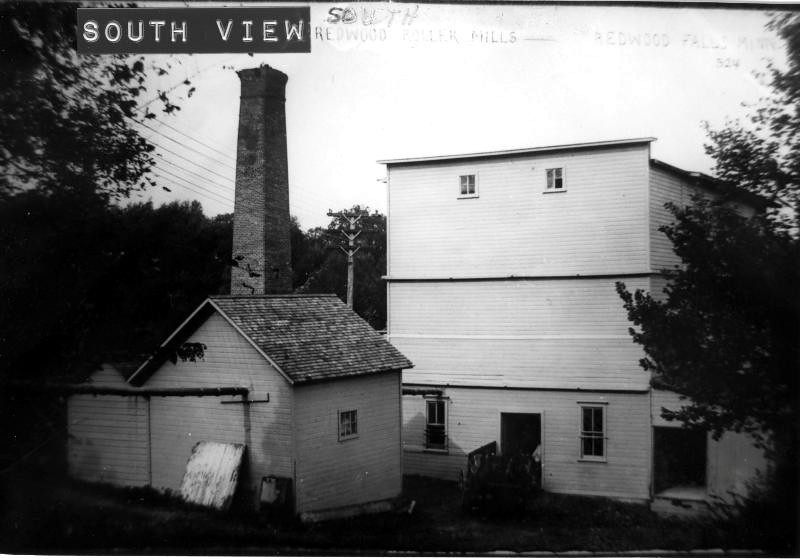 Burmeister Mill from South 1914