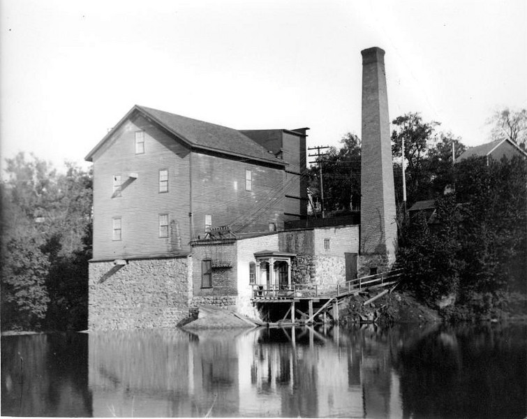 Burmeister Mill from North 1914
