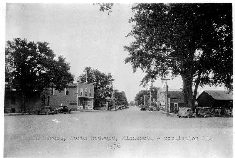 North Redwood 1936 - Polutation 434