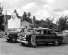 Lao and Garold Stancer and cabs 1949 1