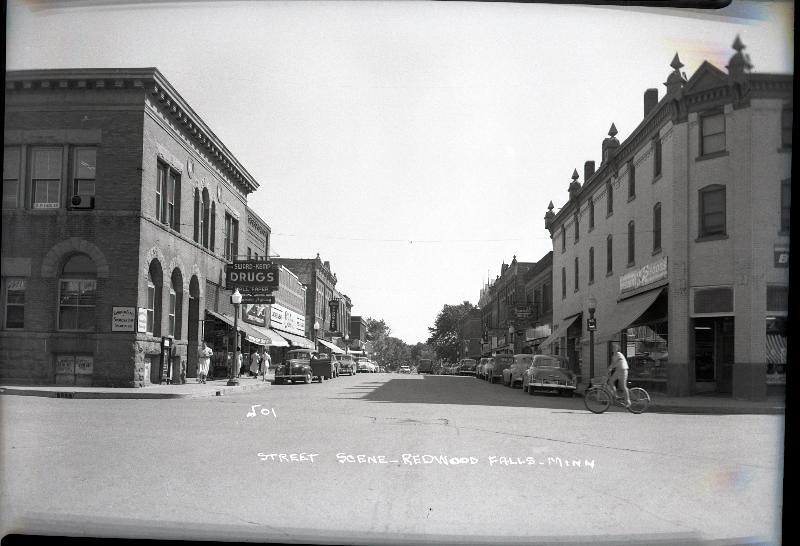 downtown RF 1951