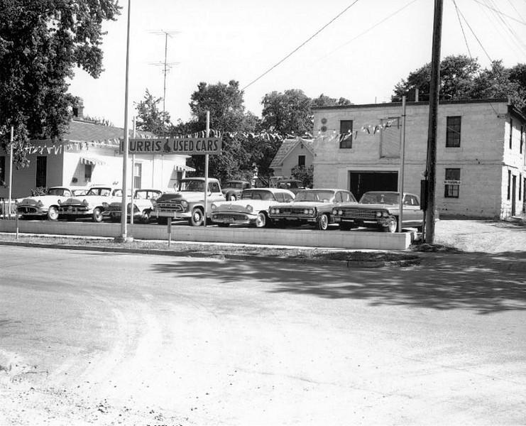 Burris Garage and Used Car Lot