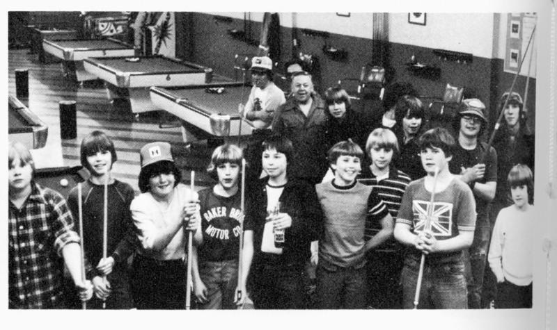 Golden Cue 1978