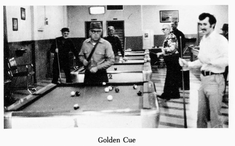 Golden Cue 1976