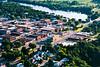 Redwood Falls Aerial 80s-2