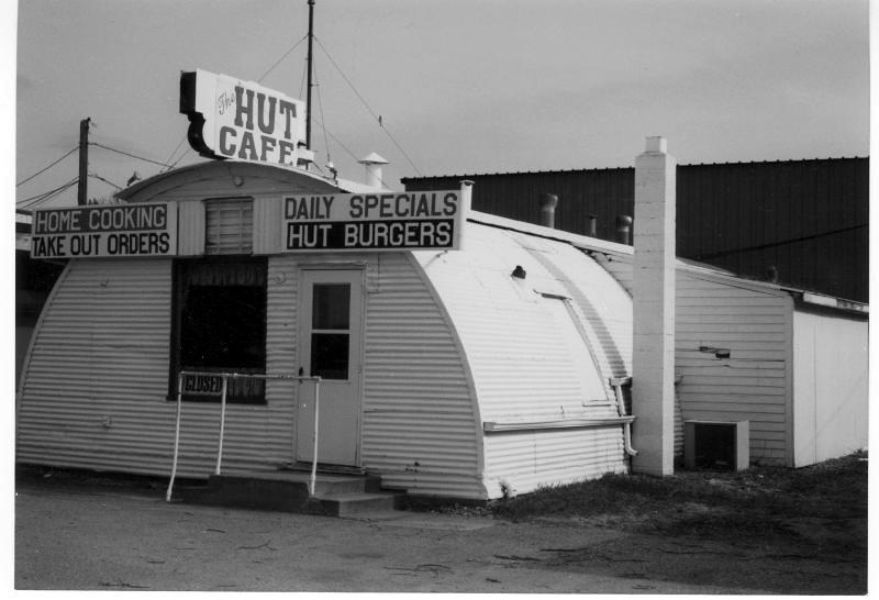 Hut Cafe