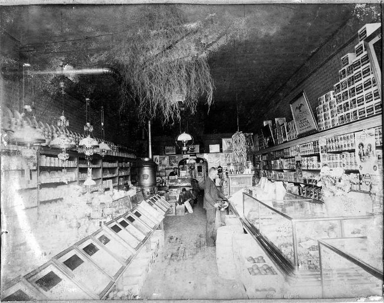 Ackmans store interior