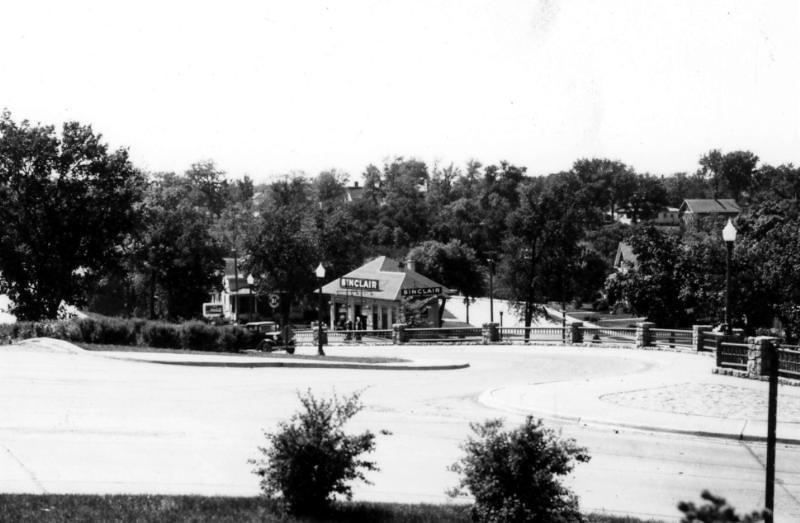 Gas Station on Y