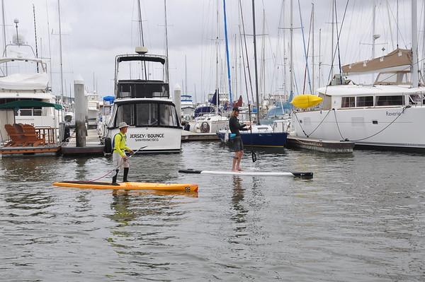 Redwood City Paddle Race 1-21-2017