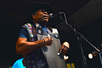 The annual Redwood Coast Music Festival wrapped up Sunday, April 2. Over the course of several days dozens of acts performed from various genres. (Jose Quezada - For the Times-Standard)