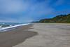 View North Along Gold Bluffd Beach