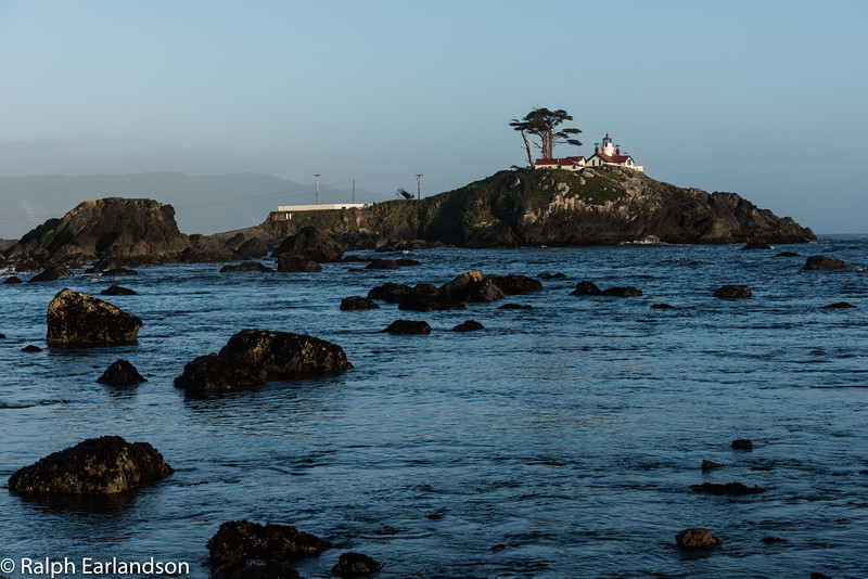 Battery Point Lighthouse, Crescent City.