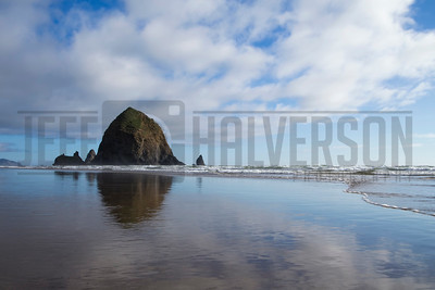 Haystack Rock - Cannon Beach, OR