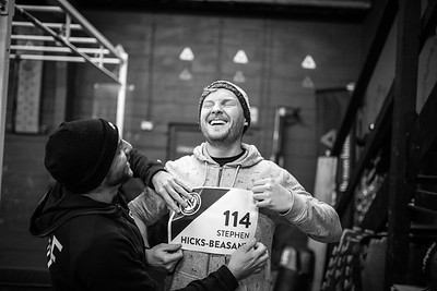 Reebok CrossFit CoNNect Winter Throwdown 2018