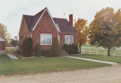 Weldon & Hedvig Reeder home