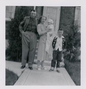 Weldon & Hedvig Reeder Family