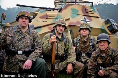 Afklarungs (Recon) troops
