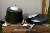 Civil War Camp Cookware, Springfield, Illinois