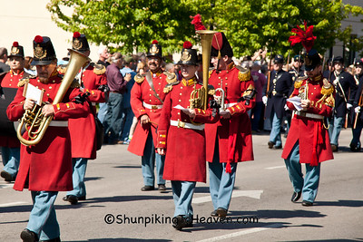 President Lincoln's Own Band, Springfield, Illinois