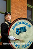 5th Michigan Regiment Band, Springfield, Illinois
