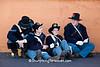 Young Civil War Reenactors, Springfield, Illinois