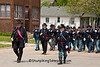 Civil War Troop Reenactors, Springfield, Illinois