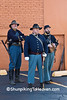 Civil War Reenactors, Springfield, Illinois