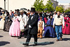 Lincoln Funeral Reenactors, Springfield, Illinois