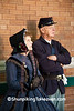 Civil War Era Reenactors, Springfield, Illinois