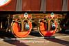 Wheel Set of Lincoln Funeral Car Replica, Springfield, Illinois