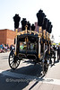 Lincoln's Horse-Drawn Hearse, Springfield, Illinois