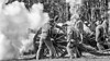 Civil War - Shiloh, Tennessee - Reenactment - b&w -15 - 72 ppi