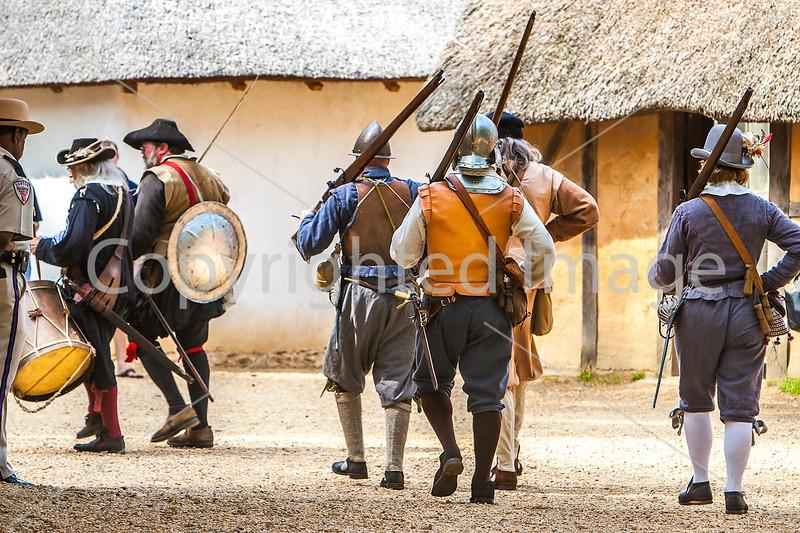 Jamestown Settlement, Virginia - C173-0062 - 72 ppi