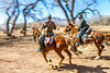 New Mexico - Battle of Valverde reenactment in 2012; army encampments along Rio Grande- 2-26-12-C3-0058 - 72 ppi