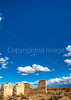 New Mexico - Fort Craig Nat'l Historic Site, south of Socorro - D6-C3-0229 - 72 ppi