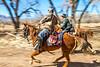 New Mexico - Battle of Valverde reenactment in 2012; army encampments along Rio Grande- 2-26-12-C3-0057 - 72 ppi