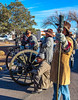 New Mexico - Reenactors of Sibley's Texas Confederates in Socorro - 2-24-12-C1-0038 - 72 ppi