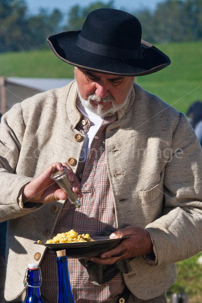 Perryville, KY, reenactment in 2009- C8I  -0597 - 72 ppi