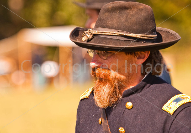 Perryville, KY, reenactment in 2009- C8I  -0728 - 72 ppi