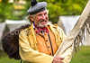 Reenactors in 150th anniversary Civil War event in St  Albans, Vermont - C1-0772 - 72 ppi
