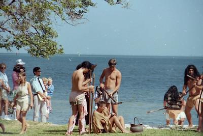 DeSoto Reenactment 1990