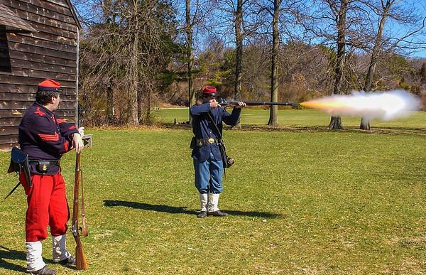Civil War training