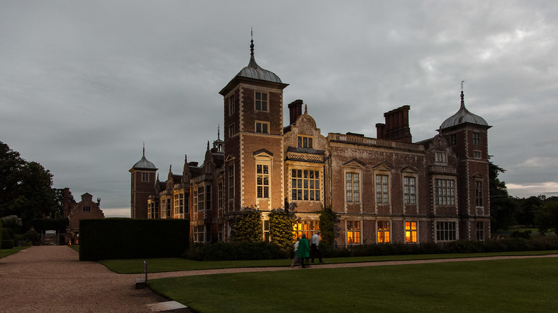 Rotary Trip to Blickling Gardens