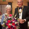 A big thankyou to the Club's retiring 'first lady' from our new President Andrew